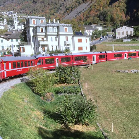 Bernina Express - eventmosaik GmbH in Kyburg